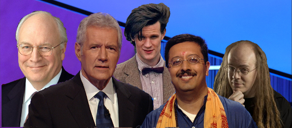 Jaldhar and Trebek and...